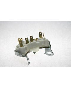 El Camino Neutral Safety & Backup Switch, With Automatic & Column Shift, 1974-1977