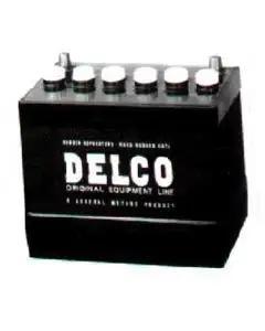 El Camino Orginal Tar Top Batteries Lead Acid Battery, 1959-1960