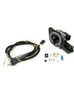 El Camino Windshield Wiper Motor, Selecta-Speed With Recessed Park, 1968-1969