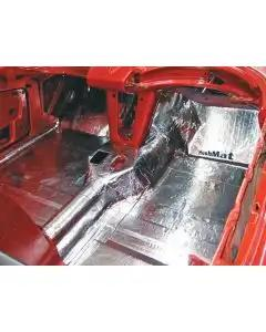 Chevy Truck Cab Insulation Kit, Complete, Hush Mat, 1947-1987