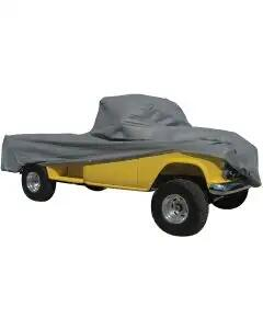 Chevy Truck Coverbond 4, Short Bed, Cover King, 1955-1957
