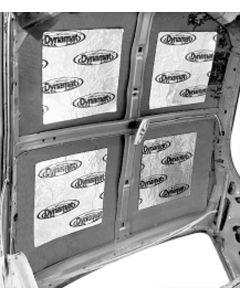 1955-1957 Chevy Top Insulation Dynamat Extreme