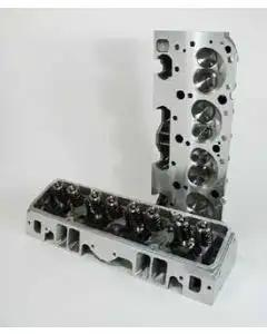 Chevy Cylinder Heads, Straight Plug, Small Block, Aluminum,Patriot Performance, 1955-1957