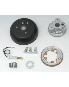 Chevy Steering Wheel Installation Adapter Kit, Grant, 1955-1956
