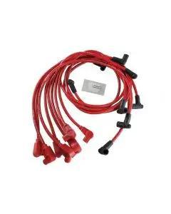 1975-1982 Corvette Spark Plug Wires Red Spiro-Pro Taylor