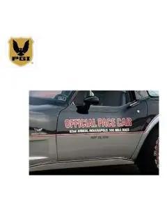 1978 Corvette Factory Decal Kit Pace Car