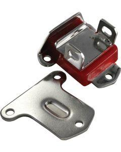 1963-1982 Corvette Small Block or Big Block Motor Mount Urethane Chrome