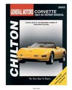 1984-1996 Corvette Chiltons Repair Manual