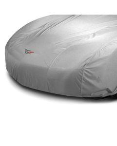 1997-2004 Corvette CoverKing Car Cover Silverguard(tm) With C5 Logo