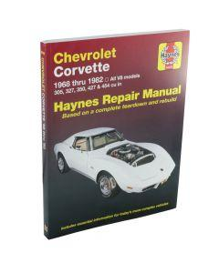 1968-1982 Corvette Owners Workshop Manual