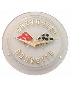1958-1962 Corvette Gold Emblem