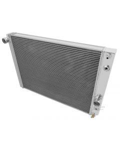 1989-1996 Corvette Champion Cooling 3-Row High Efficiency Aluminum Radiator