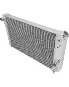 1984-1990 Corvette Champion Cooling 3-Row High Efficiency Aluminum Radiator