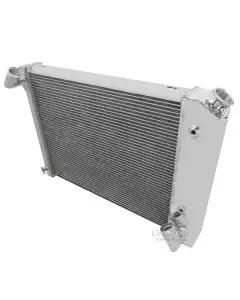 1966-1968 Corvette Champion Cooling Big Block 3-Row High Efficiency Aluminum Radiator