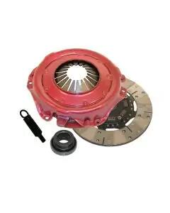 "1957-1961 Corvette Ram Clutches Clutch Kit 10.4"" For Cars With Fuel Injection Ram Premium"