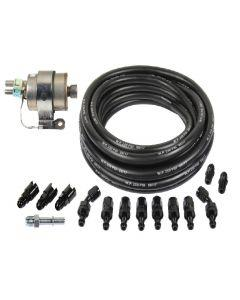 Complete Fuel Line Kit, Fuel Injection