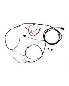 1967 Corvette Power Window Wiring Harness Show Quality