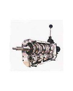 1984-1988 Corvette Richmond 6-Speed Transmission With 0.81 6th Gear