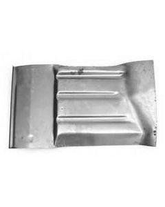 Chevy Under Seat Floor Pan, Left, 1955-1957