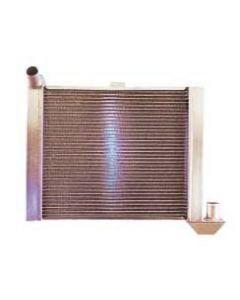 1963-1972 Corvette Be Cool Aluminum Radiator Small Block