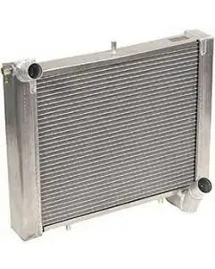 1961-1962 Corvette Be Cool Aluminum Radiator Small Block With Manual Transmission