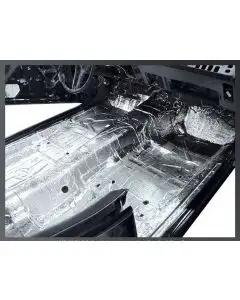 Camaro Body & Floor Insulation Kit, Complete, HushMat, 1967-1969