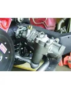 El Camino Steering Box, Power, 600 Series Delphi, 12.7:1 Ratio, 1981-1987