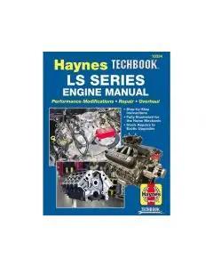 Haynes Repair Manual LS Series Engine Manual