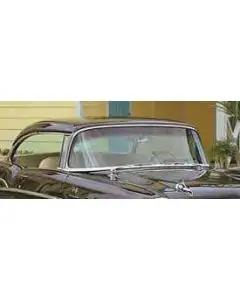 Chevy Windshield, Date Coded, Tinted, Hardtop Or Convertible, Nomad, 1957