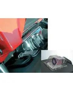 Corvette Cold Air System, With Clear Cover, BPP Vortex Rammer, 1985-1989