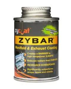 ZYBAR Hi Temperature / Hi Performance Manifold & Exhaust Coating Bronze Satin 4oz