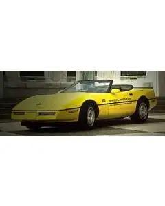 1986 Corvette Official Pace Car Decal Kit Silver