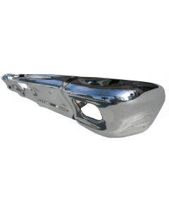 1966-67 Ford Fairlane And Rancheo New Chrome Front Bumper by AMD