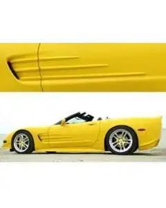1997-2004 Corvette Side Spears, RKSport Road Tour