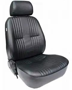 Procar Pro 90 Bucket Seat with Headrest, Left