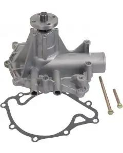 1964-1969 Mustang Aluminum Water Pump with Exposed Impeller, 260/289/302 V8
