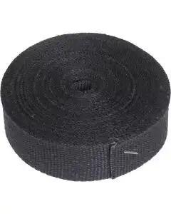 """Graphite Black Thermo-Tec Insulating Wrap, 50' x 2"""" Roll"""