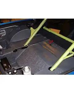 Corvette Flooor Insulation, Rear, KoolMat(r), 1997-2004