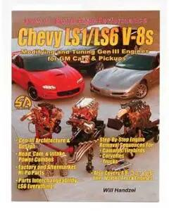 How To Build High Performance LS1/LS6 V-8's Book