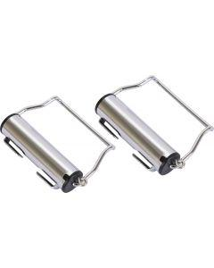 Seat Belt Winder - Deluxe Version - Chrome-plated Steel