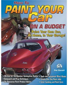 Corvette Book How to Paint Your Car