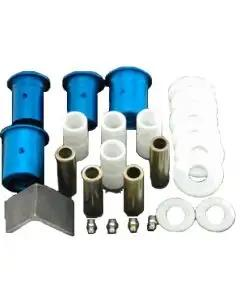 1964-1966 Chevelle & Malibu Lower Control Arm Bushing Kit, Del-A-Lum