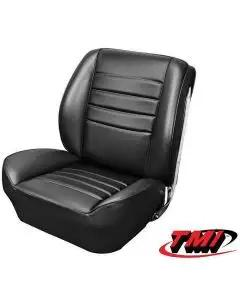 Chevelle TMI Sport Bucket Seat Covers & Foam, Coupe Or Convertible, 1965