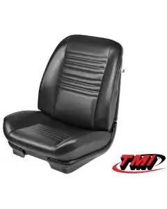 Chevelle TMI Sport Bucket Seat Covers & Foam, Coupe Or Convertible, 1967