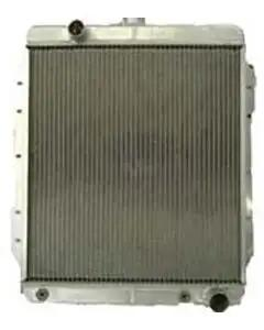 1958 Chevy Griffin Aluminum Radiator HP Series