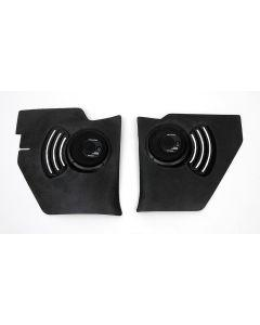 Full Size Chevy Kick Panel Speakers, 80 Watt, Impala, 1963