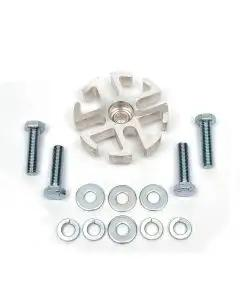 """1964-1972 Chevelle Engine Cooling Fan Spacer, 1/2"""" Thick, With Mounting Hardware"""