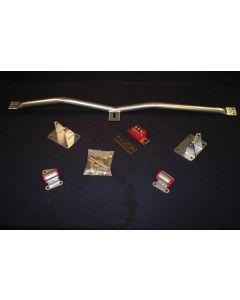 Malibu LS Series Engine Conversion Kit, For Cars With T-56 Manual Transmission, 1978-1981