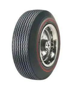 Tire - F70 x 14 - .350 Red Line - Goodyear Speedway Wide Tread