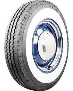 Tire - 550R16 - 2-3/4 Whitewall - Radial - Coker Classic